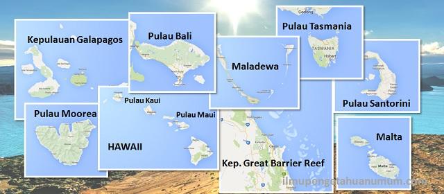 10 Pulau Terbaik di Dunia