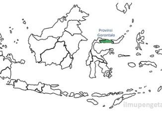 Daftar Kabupaten dan Kota di Provinsi Gorontalo