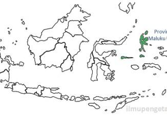 Daftar Kabupaten dan Kota di Provinsi Maluku Utara