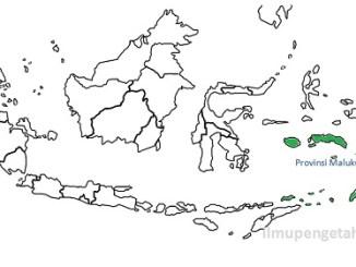 Daftar Kabupaten dan Kota di Provinsi Maluku