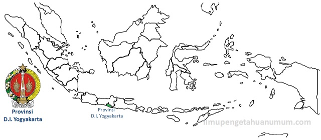 Daftar Kabupaten dan Kota di Provinsi DI Yogyakarta