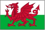 Bendera Wales