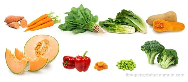 10 Makanan yang Mengandung Beta Karoten Tertinggi