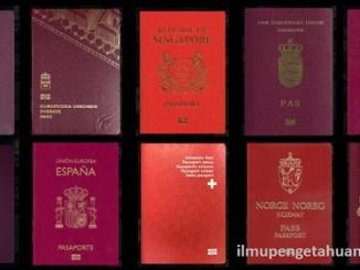 10 Negara dengan Paspor Terkuat di Dunia