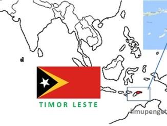 Profil Negara Timor Leste (Timor Timur)