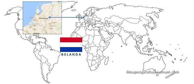 Profil Negara Belanda (Netherlands)