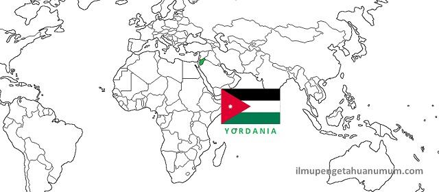 Profil Negara Yordania (Jordan)