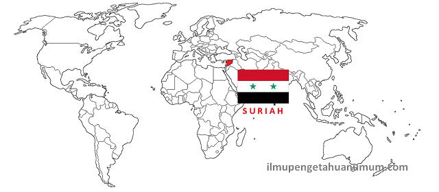 Profil Negara Suriah (Syria)
