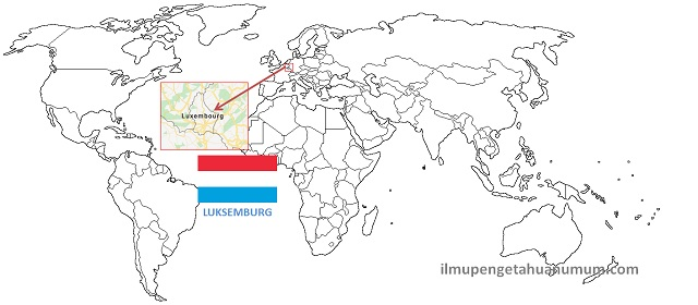 Profil Negara Luksemburg (Luxembourg)