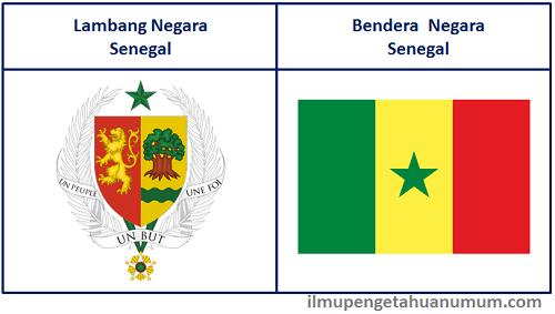 Lambang Negara Senegal dan Bendera Senegal