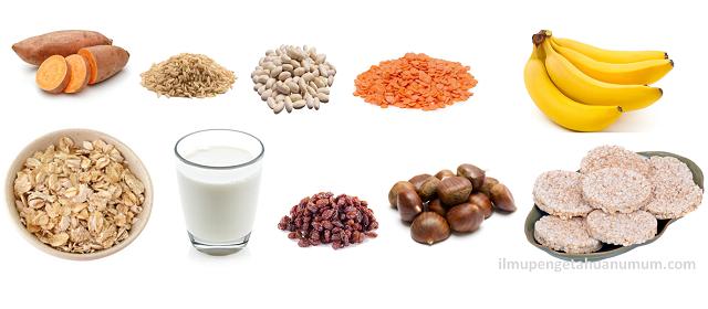 10 Makanan yang Mengandung Karbohidrat Sehat