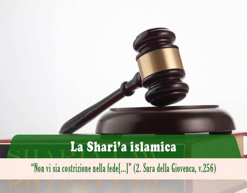 La Shari'a islamica