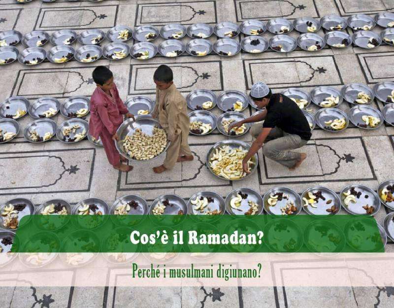 Ramadan, cos'è il ramadan, perchè i musulmani digiunano, digiuno islam