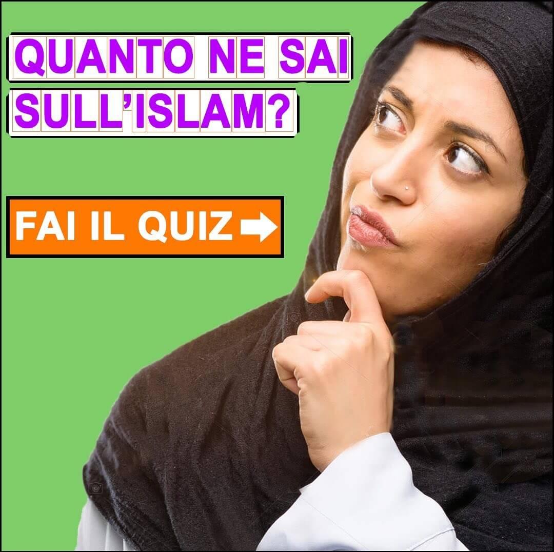 Quiz sull'Islam