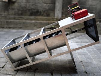 Portable hydro power generator - ilmutknik.id