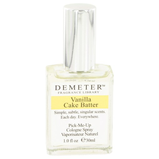 Vanilla Cake Batter by Demeter
