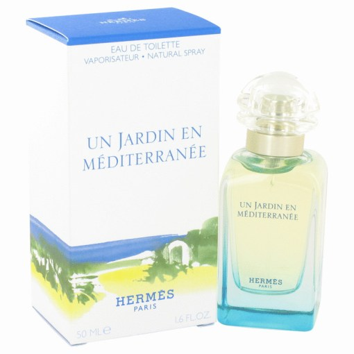 Un Jardin En Mediterranee by Hermes