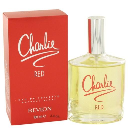 CHARLIE RED by Revlon