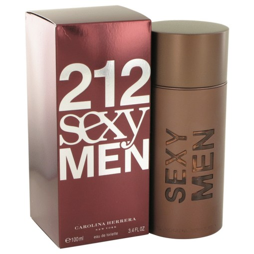 212 Sexy by Carolina Herrera - Eau De Toilette Spray 100 ml f. herra