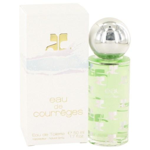 EAU DE COURREGES by Courreges - Eau De Toilette Spray 50 ml f. dömur