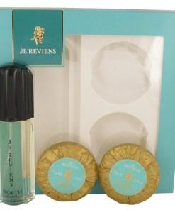 je reviens by Worth - Gjafasett - 1.7 oz eau De Toilette Spray + 2 x 2.6 oz Soap f. dömur