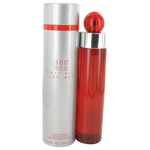 Perry Ellis 360 Red by Perry Ellis - Eau De Toilette Spray 200 ml f. herra