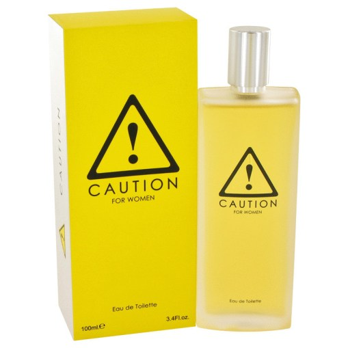 Caution by Kraft - Eau De Toilette Spray 100 ml f. dömur