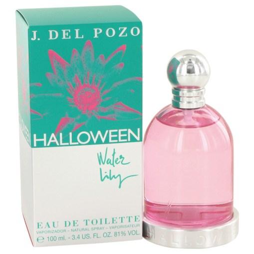 Halloween Water Lilly by Jesus Del Pozo - Eau De Toilette Spray 100 ml f. dömur