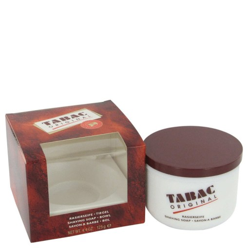 TABAC by Maurer & Wirtz - Shaving Soap with Bowl 130 ml f. herra