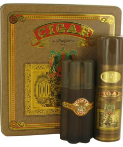 CIGAR by Remy Latour - Gjafasett - 3.3 oz Eau De Toilette Spray + 6.6 oz Deodorant f. herra