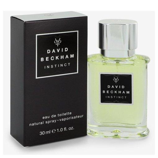 David Beckham Instinct by David Beckham - Eau De Toilette Spray 30 ml f. herra