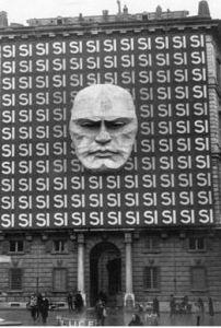 Mussolini Roma Sede Movimentovvvvvvvvv
