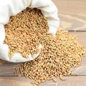 Cereali in chicchi