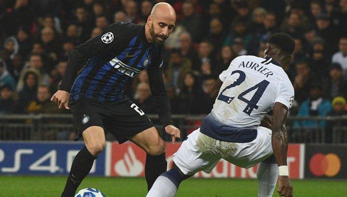 Borja Valero (da Inter.it)