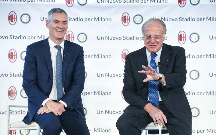 Presentazione nuovi progetti per la realizzazione del nuovo stadio di San Siro