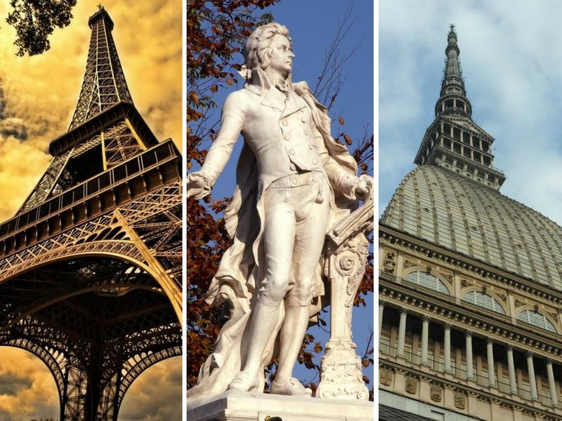 VIGNE METROPOLITANE: PARIGI, VIENNA, TORINO