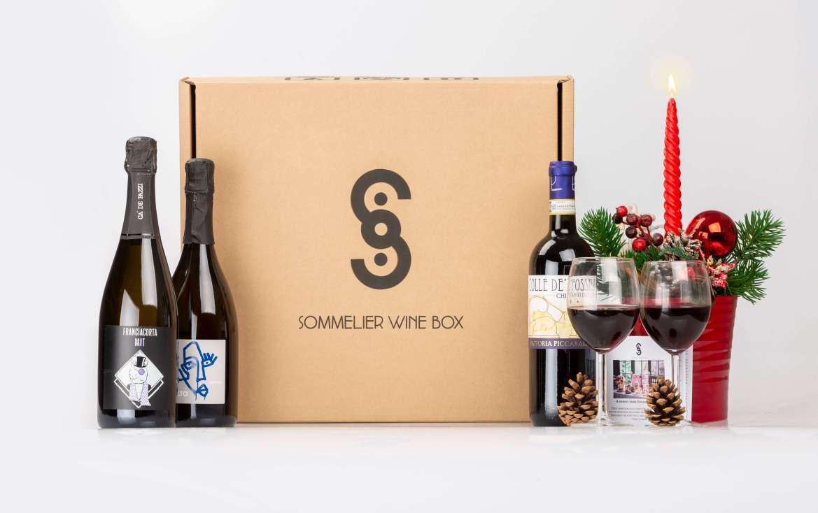 SOMMELIER WINE  BOX – UN ANNO DOPO…