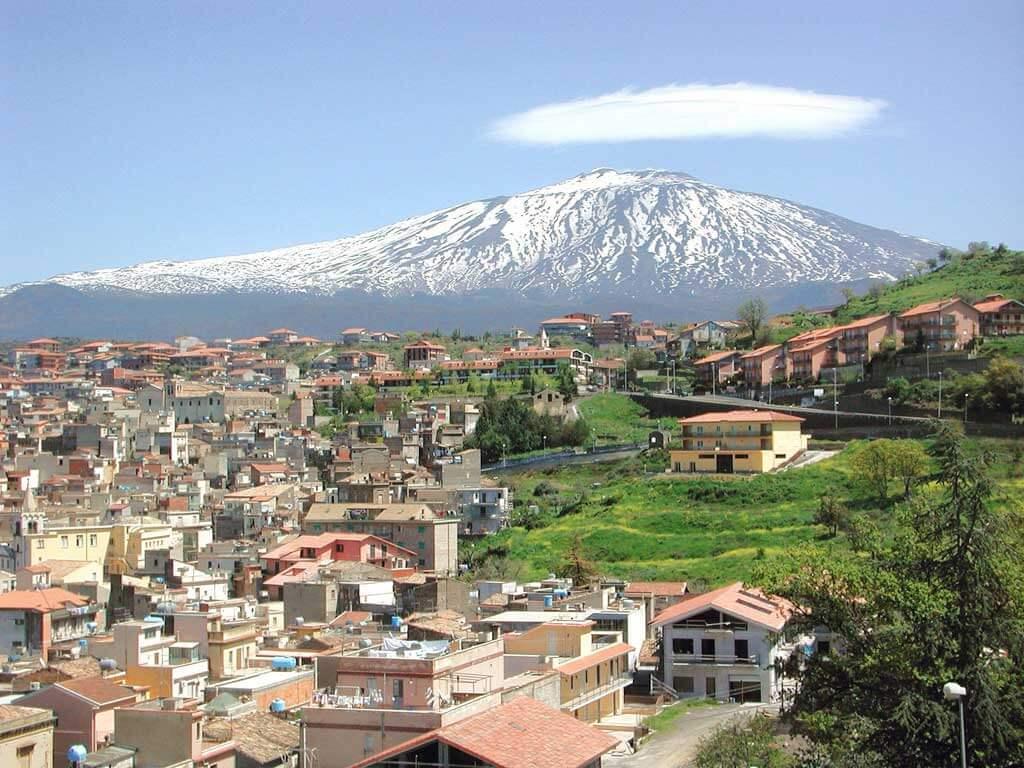 Etna: itinerario enoturistico - Bronte e l'Etna