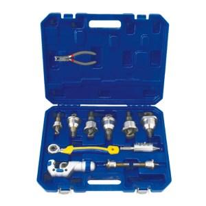 Набор для врезки в трубу WK-T800 (3/8'-1'-1/4')