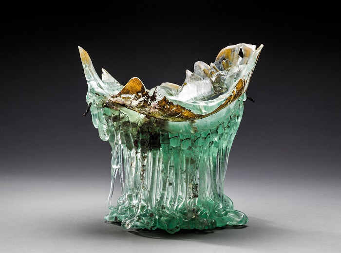 Image result for glass arts and crafts