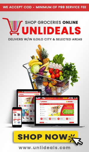 Shop groceries online in Iloilo