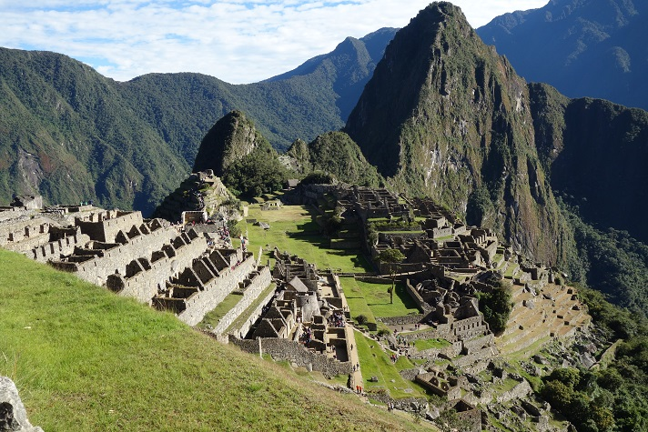 Peru - Macchu Picchu 3