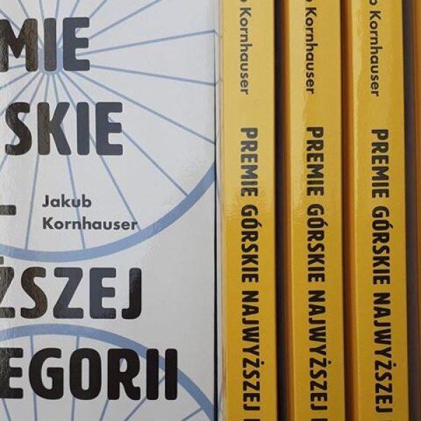 Jakub Kornhauser książka Krakó