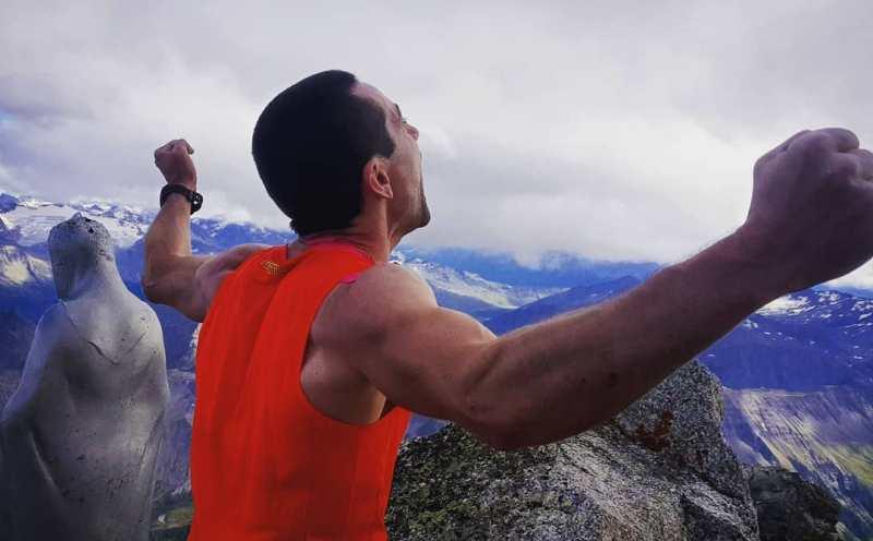 biegi górskie Filip Babicz