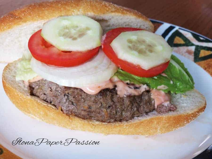 Hamburger Recipe by ilonaspassion.com