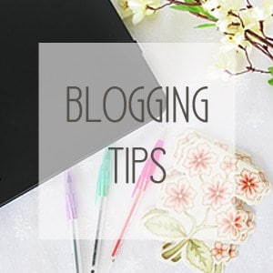 Blogging Tips by ilonaspassion.com