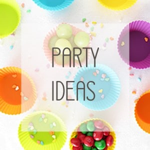 Party Ideas by ilonaspassion.com