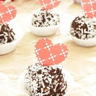 Chocolate Truffles Recipe {Gift Idea}