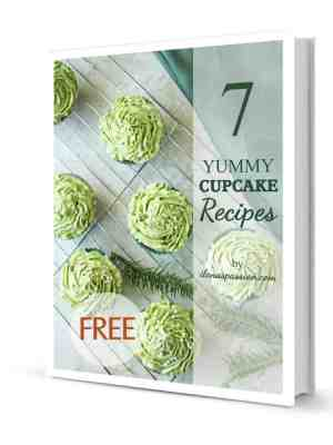 The FREE ebook with the most popular cupcake recipes form the blog. Great for parties! by ilnaspassion.com ! @ilonaspassion