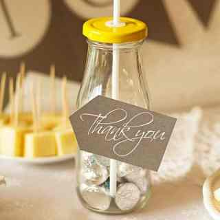 First Communion Party Favors